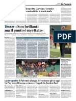 La Provincia Di Cremona 28-01-2018 - Le Interviste