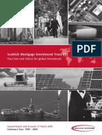 Scottish Management Investment Trust 2009