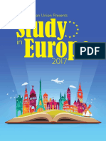 Study in Europe 2017-Booklet-Final