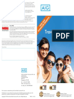 Travelguard Brochure