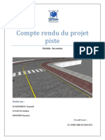 Rapport Du Projet Piste