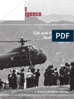 CIA and the Wars in Southeast Asia, 1947-75