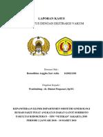 Cover Laporan Kasus