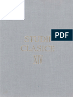 14 Revista Studii Clasice XIV 1972