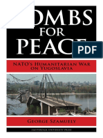 Bombs for Peace - NATO's Humanitarian War on Yugoslavia (2014)