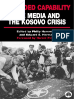 Degraded Capability - The Media and the Kosovo Crisis (2000)