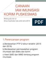 Perencanaan Program Imunisasi Tahun 2017 - Copy