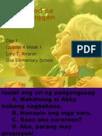 Filipino 6 Quarter 4 Week 1