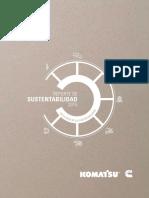 Reporte de Sustentabilidad - Año Fiscal 2015.
