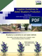 Blueberry Irrigation MO 10-7-11 Bryla