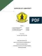 Cover Radiografi Abdomen (1)