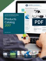 Astm Productscatalog2017
