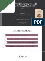 VENOUS THROMBOEMBOLISM AND ANTICOAGULATION.pptx