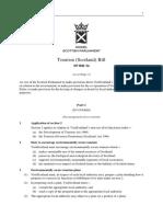 SPB034 - Tourism (Scotland) Bill 2018