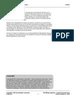 Manual Mantención Mecánica Es4100xpb-02-Mm (Sp)