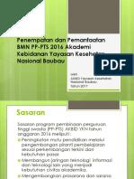 Presentasi PP-PTS 2016