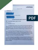 Baio attorney letters
