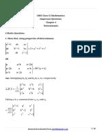 12 Mathematics Imp Ch4 4