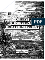 Christ Our Eternal Great High Priest