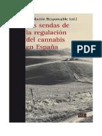 Las sendas de la regulación del cannabis en España