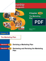 Ch_10 Marketing Plan