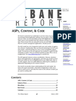 Gilbane Report v8 n2 ASPs, Content & Code