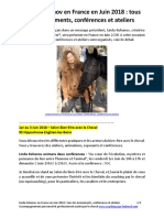 Linda Kohanov en France en Juin 2018 - Tous Les Événements, Conférences Et Ateliers