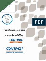 Configuracion UMA