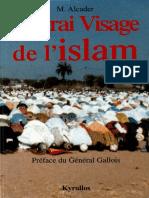 Jean Alcader_Le Vrai Visage de l'Islam