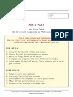 Spagnolo - Por Para - Claves