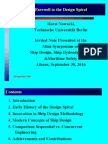 Revisiting the Ship Design Spiral