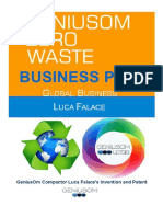 2018 Luca Falace Business Plan Geniusom Compactor Ita En