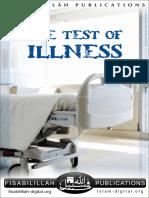 37 the Test of Illness
