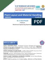 PLMH  Unit 1 Notes -  JNTUH R13 Syllabus