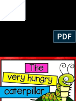 The Very Hungry Caterpillar - PPT STOWY