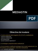 Curs Mediastin