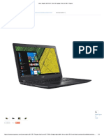Acer Aspire A315-51 Core i3 Laptop Price in BD - Ryans