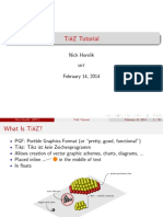Tutorial Latex Tikz