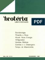 Brotéria Cultura 1981 Fevereiro Volume 2 112(1)