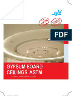 Knauf ASTM Ceiling Manual