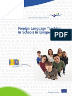 Foreign Language Teaching en 2001