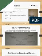 Reaksi Bowen (1-4)