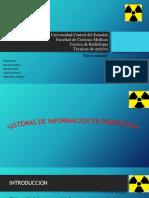 Sistemas de Informacion en Radiologia