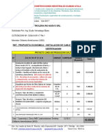 Cotizacion - Inst. FIBRA OPTICA - Rio Nuevo Rev.1