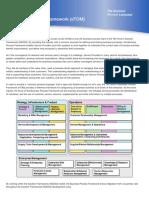 ETOM (BusinessProcessFramework) Program Poster
