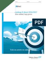 Catálogo E-direct 2016-2017