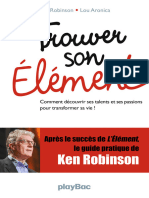 Trouver Son Element - Robinson Ken