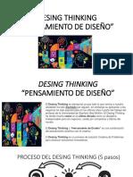 DESING THINKING - PROPUESTA DE VALOR.pptx