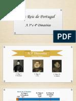 Os Reis de Portugal