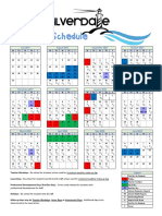 wave schedule updated